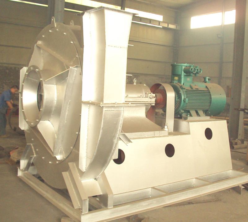 Medium Pressure Centrifugal Blower : Dcbg medium pressure dust removal centrifugal blower