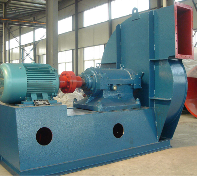 DCB9-19 High Pressure Suction and Exhaust Centrifugal Blower