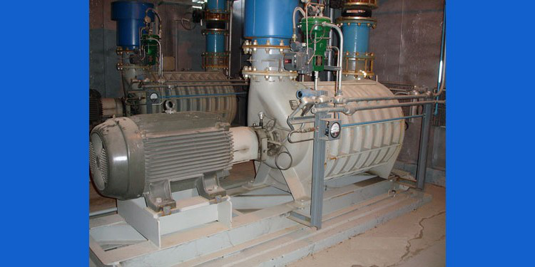 Multistage Centrifugal Blower Application
