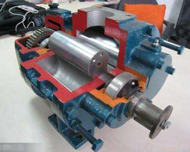 The development of Roots blower in China
