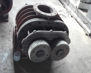 What are the causes of the roots blower motor