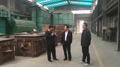 Shandong Dacheng Machinery Technology Co., Ltd. field survey to evaluate supplier