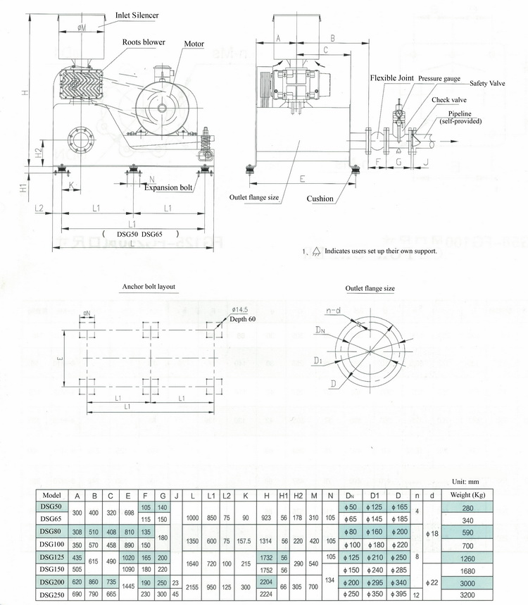 Dimensions of DSG roots blowers 75.jpg
