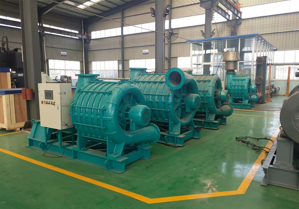 Shandong Dacheng Machinery Technology Co., Ltd.'s Roots blower and multi-stage centrifugal blower won the 2018 China manufacturing excellence and innovation awards