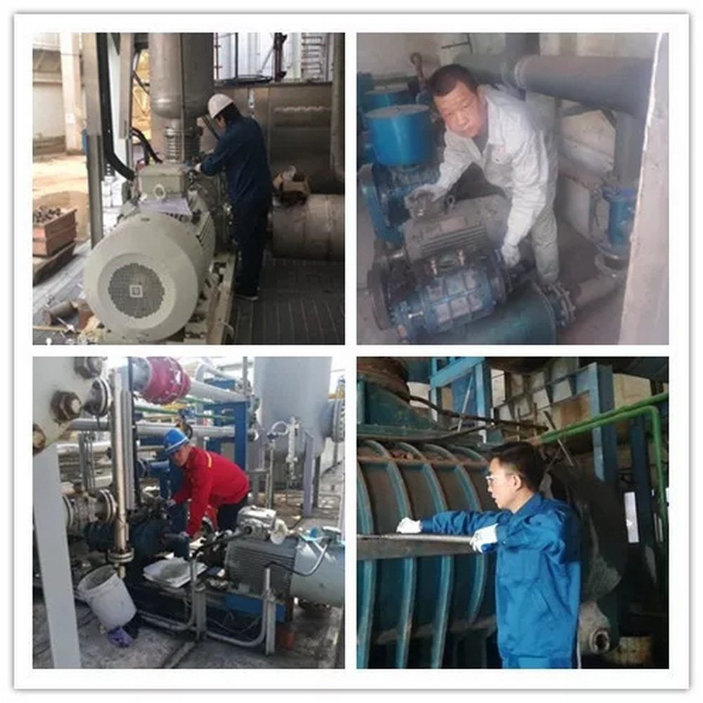 Dacheng Machinery Win Customer's Trust with Close Service and Efficient After-sales
