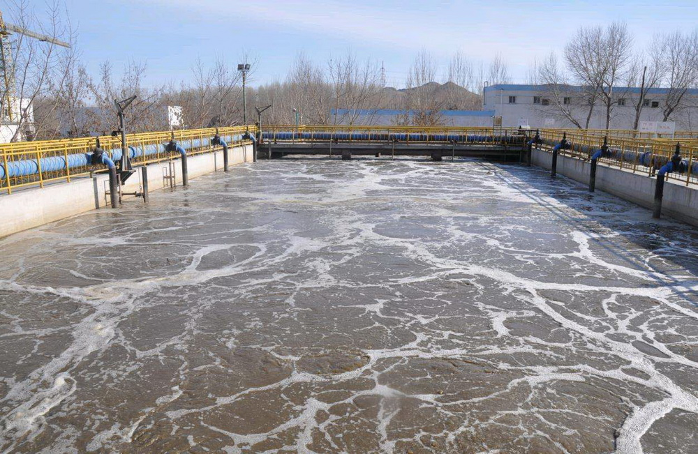 Application of air agitation in wastewater engineering!