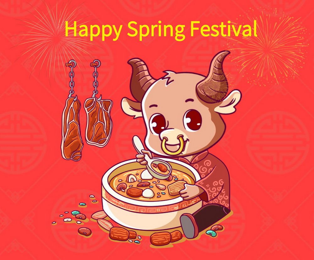 2021 Spring Festival holiday schedule of Shandong Dacheng Machinery Technology Co., Ltd