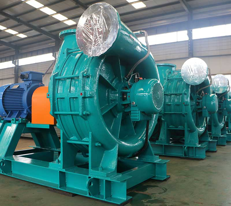 C80 Multistage Centrifugal Blowers