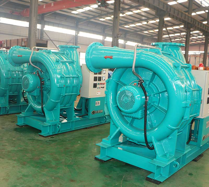 C110 Multistage Centrifugal Blowers