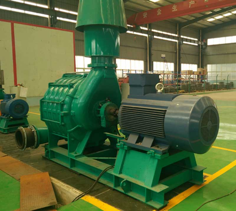 C140 Multistage Centrifugal Blowers