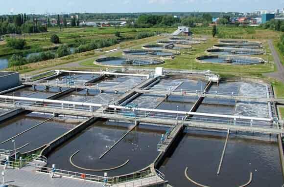 Sewage treatment project 5