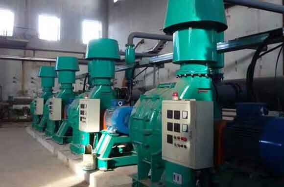 Multistage centrifugal blower project 13