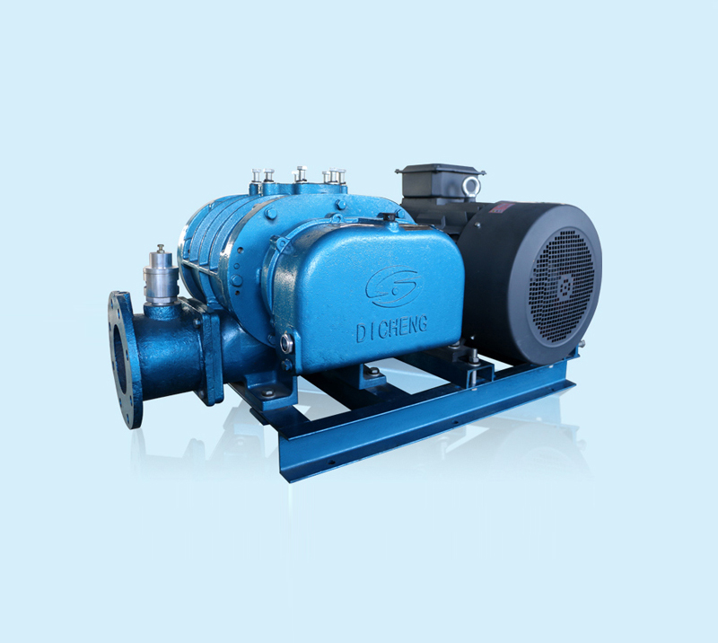 DSR100 Tri-Lobe Roots Blower for Watertreatment