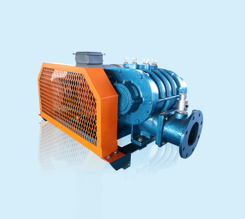 Small Blowers Air Blowers : Dsr v low noise air cooling small roots blower for