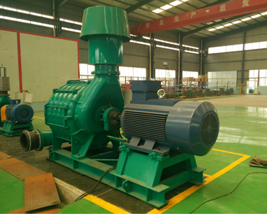 Multistage centrifugal fan is mainly used in areas where?