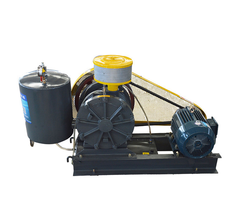 Water Industrial Blowers : Dh s oxygenate shrimp pools water treatment industrial