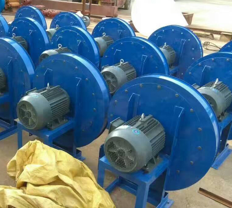 DCB9-26 High Pressure Suction and Exhaust Centrifugal Blower