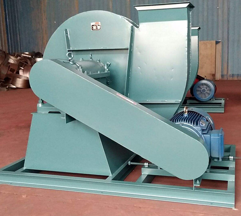 DCBY4-73 Boiler Suction and Exhaust Centrifugal Blower