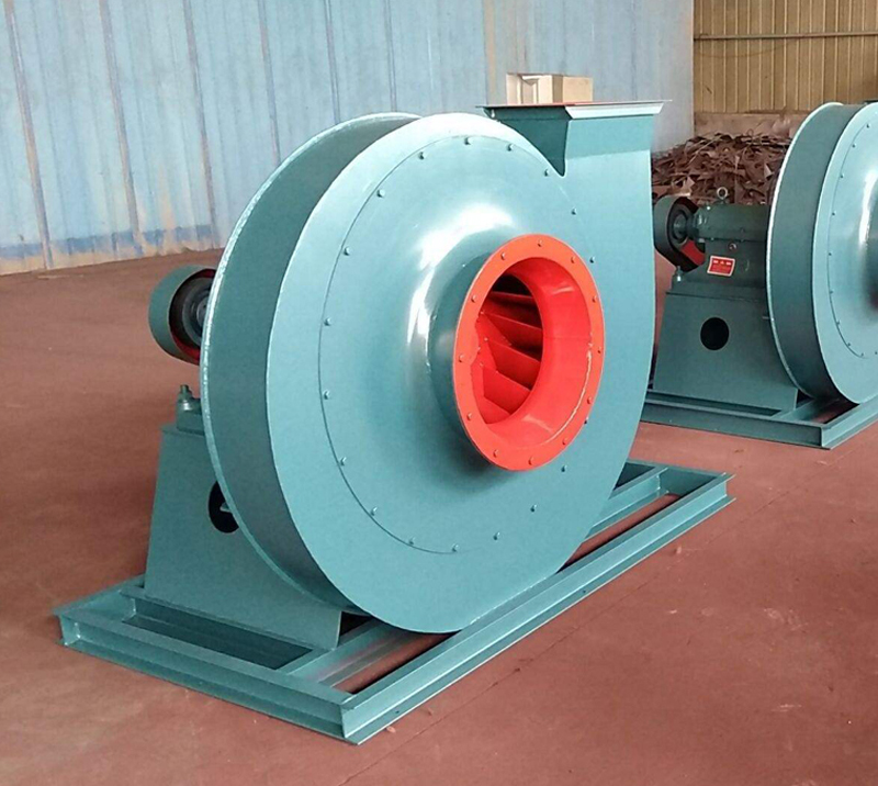 DCB4-2x79 Low Pressure Double Impeller Centrifugal Suction and Exhaust Blower