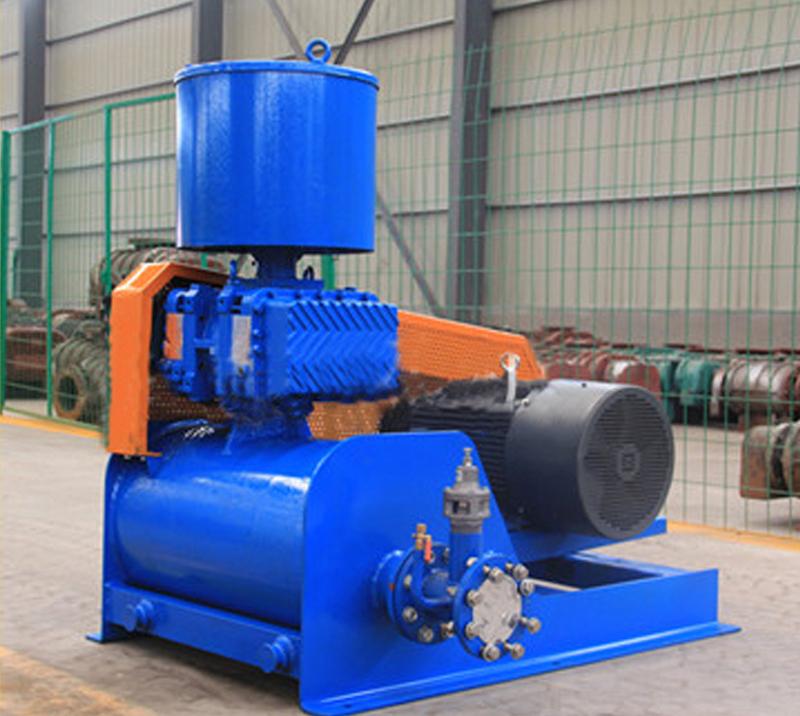 DSG-V Roots Vacuum Blower