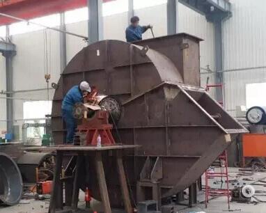 Customization Centrifugal Ventilation Fan