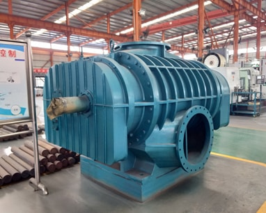 The function and process flow of oxidation blower in desulphurization and dust removal projects