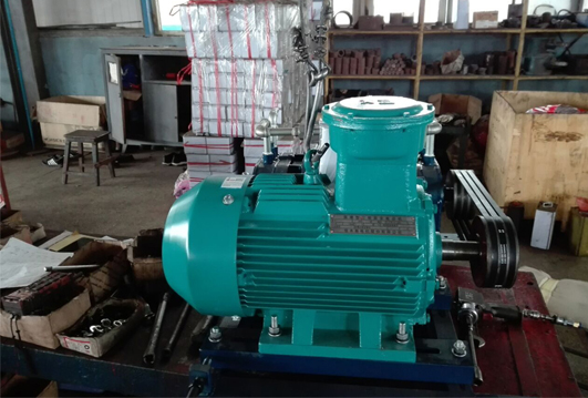 Four causes of insufficient air volume of roots blower