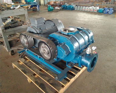 About vacuum packing blower.