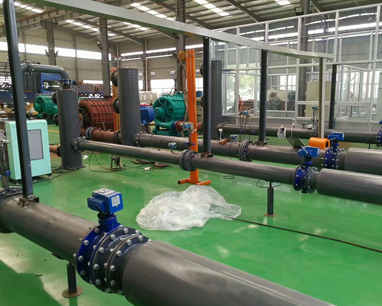 Quality Assurance & Control of Industrial Blower
