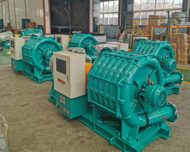 Water electret melt blown cloth special blower-the best choice for water absorption