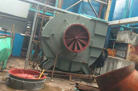 Centrifugal blower project 19